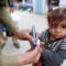 National polio immunization campaign aims to vaccinate over 9 million children
