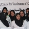 28 newly-qualified female vaccinators to deliver health services to women and children in their districts