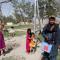 Shamshullah and Wajid bring life-saving polio vaccines to families' doorsteps in Kandahar