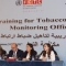 WHO supports training of 550 Tobacco Control Monitoring Officers in Jordan