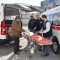 WHO welcomes Japan's donation of 5 ambulances and 2 mobile clinics
