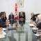 Rencontre avec Madame Sonia Ben Cheikh, le Ministre de la Santé par intérim: pour une stratégie de coopération 2020-2025