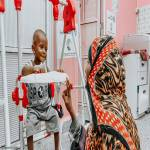 WHO and KSRelief continue fight against child malnutrition in Yemen