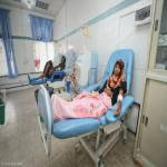 WHO supports patients in Yemen with lifesaving dialysis treatment