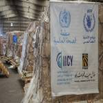 Public and private sectors join forces to deliver lifesaving COVID-19 supplies in Yemen