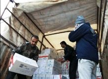 WHO has supported the Syrian Arab Red Crescent and local health authorities in Ar-Raqqah governorate with medical supplies for over 117 000 beneficiaries.