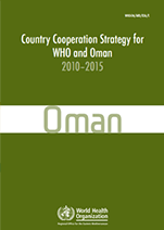 Country Cooperation Strategy for WHO and Oman - 2010-2015