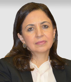 Dr Maha El Adawy, Director, Health Protection and Promotion