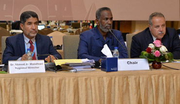 Sixty-fifth Session of the WHO Regional Committee for the Eastern Mediterranean, Khartoum, Sudan, 15–18 October 2018