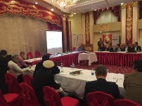 HPRO presented the assessment findings in Kabul
