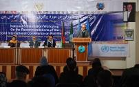 National consultation workshop tackles nutrition challenges for Afghanistan