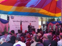 """A winning goal for life"": World Breastfeeding Week celebrated in Afghanistan"