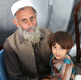 A million Afghans on the move: vaccinating every child
