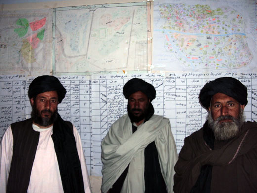 WHO believes that the involvement of provincial governors, shuras and religious leaders of Uruzgan province, along with other provinces from the southern region, is essential in assisting and monitoring vaccination activities.