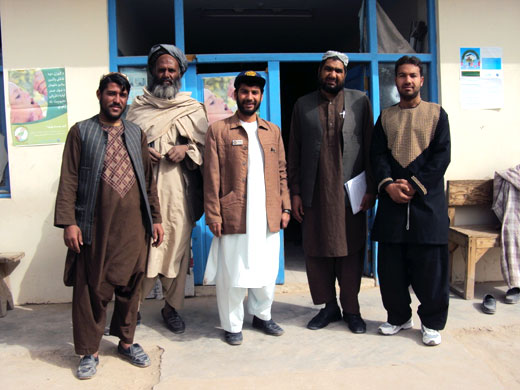 There are a few remaining obstacles to reach the eradication target in Uruzgan province but community engagement and building grass-roots' support for poliomyelitis eradication is key.