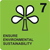 mdg7:ensure environmental sustainability
