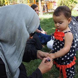10 Interventions Bringing Afghanistan Closer to Ending Polio