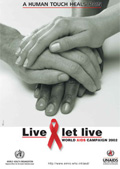Thumbnail of World AIDS Day 2002 poster