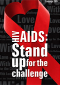 Thumbnail of World AIDS Day 2005 poster