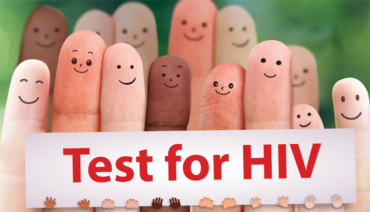 World AIDS Day 2017: Test for HIV