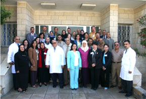 Who emro iraq conducts first national imci training course may the ministry of health of iraq conducted in collaboration with the world health organization a national imci case management training course in amman publicscrutiny Gallery