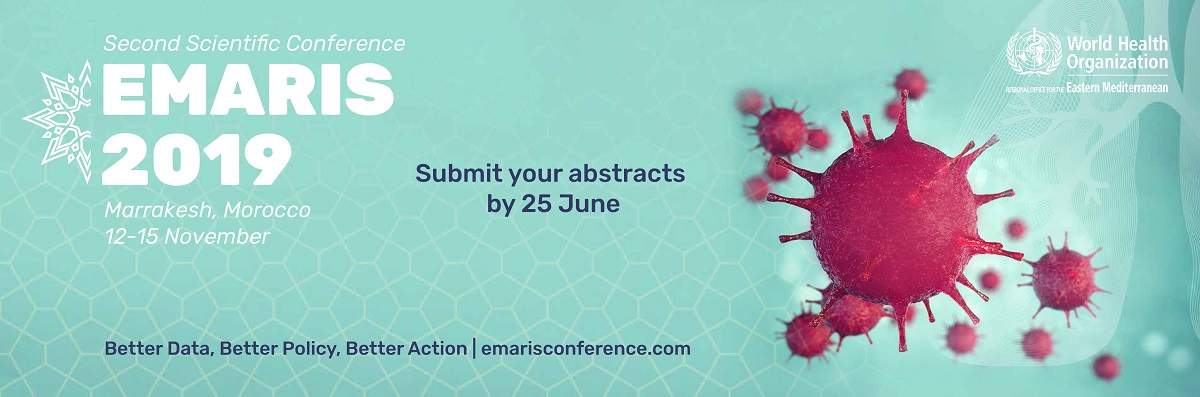 Open today: abstract submission process for Second Scientific Conference - EMARIS 2019
