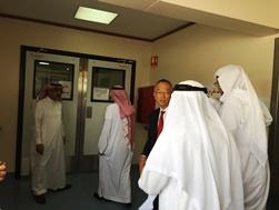 WHO mission to Saudi Arabia