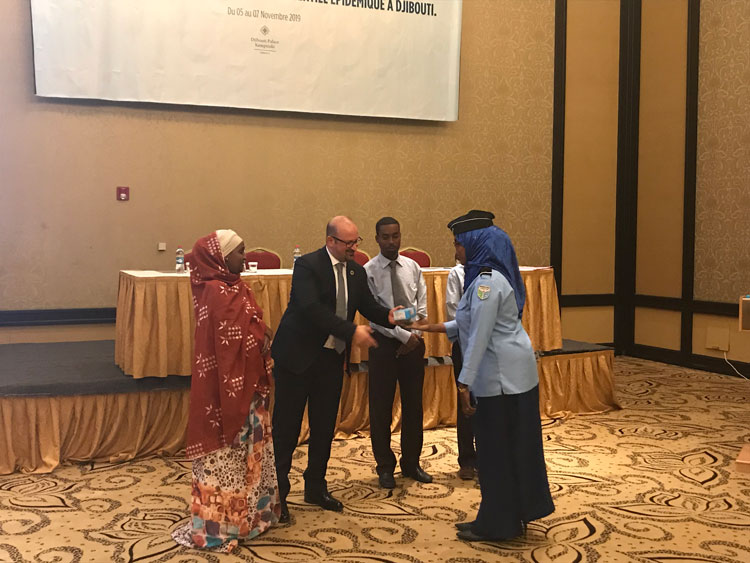 Early Warning Alert and Response Network launched in Djibouti to detect epidemic-prone diseases