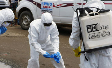 Ebola related information resources