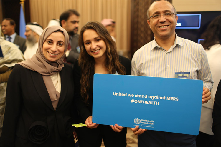 Pool of MERS experts for deployment established by WHO's Regional Office for the Eastern Mediterranean