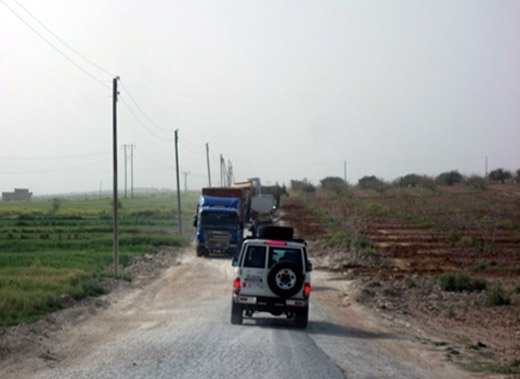 In March 2013, WHO joined a UN convoy to the city of Aleppo, the second largest city in Syria, to provide humanitarian supplies, including medicines and vaccines, to local health facilities and determine additional health needs.Photo credit: WHO