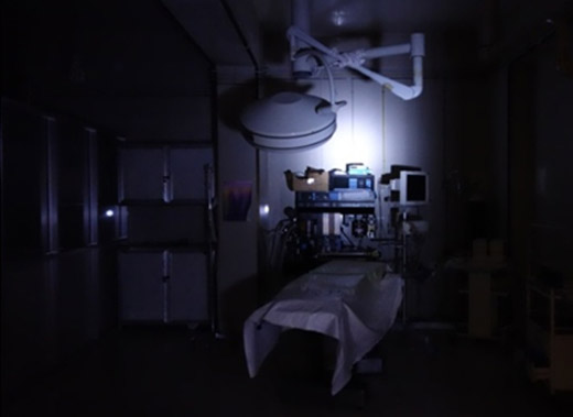 Over a ten day period, Aleppo's maternity hospital only had electricity for five days and only for a few hours each day. Despite this, the hospital handles approximately 18 obstetric deliveries a day, including 10 by caesarean section.Photo credit: WHO