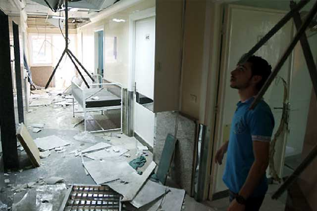 Syria is now the deadliest place in the world for health workers. Since the conflict began, more than 700 health workers have been killed and more than 300 health facilities have been attacked. More than half of all public hospitals and primary health care centres in the country are closed or partially functioning.
