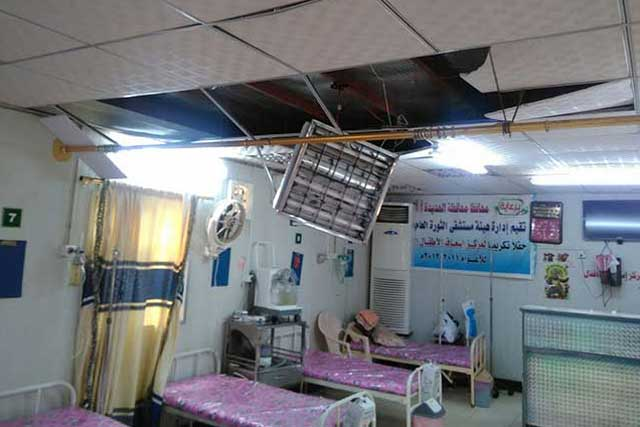 In Yemen, eight Yemeni Red Crescent Society volunteers and two ICRC staff have been killed since March 2015. Nearly 100 medical facilities have been attacked, and almost 25% of all hospitals are now closed.