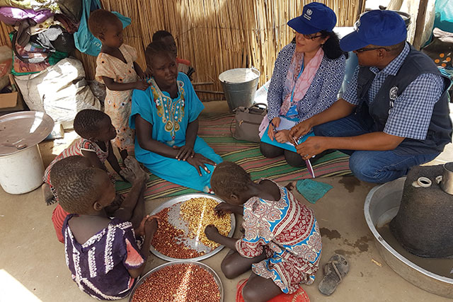 The health of South Sudanese refugees in Sudan is a major priority for WHO and partners. As more refugees continue to arrive, protecting their health, and the health of vulnerable host communities, requires a coordinated effort by WHO and all health actors.