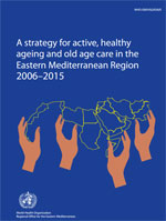 Thumbnail of strategy document for healthy ageing