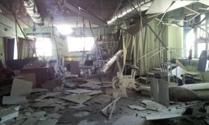 Almost half of the hospitals in Gaza were damaged or destroyed during the conflict, including Al Wafa Hospital