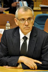 Dr Ala Alwan, WHO Regional Director for the Eastern Mediterranean