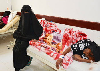 The life and death struggle against cholera in Yemen
