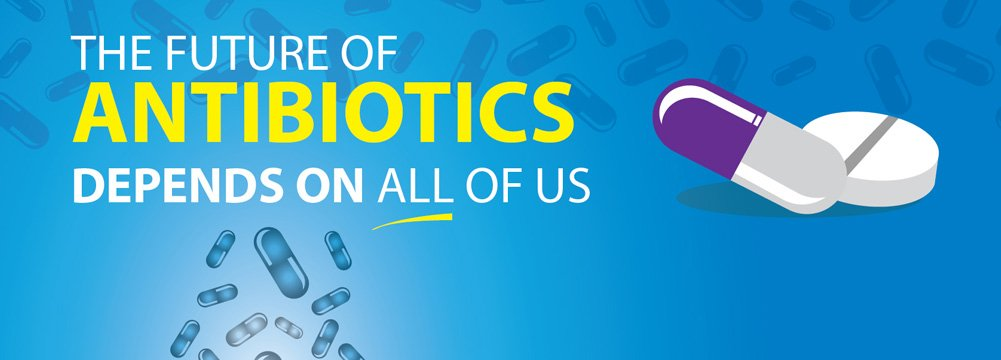 World Antibiotic Awareness Week 2019: The future of antibiotics depends on us all