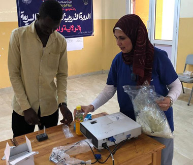 WHO supports Sudan to enhance cholera diagnosis at its laboratories