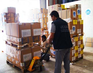 WHO delivers medical aid for 1.2 million people in Taiz, Yemen during ceasefire