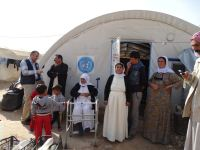 WHO assists internally displaced persons live dignified lives by easing their mobility