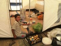 Garmawa camp in Dohuk hosts more than 800 internally displaced Iraqis
