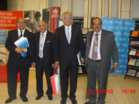 WHA65_Exhibit_EMRO_Egypt_Delegations