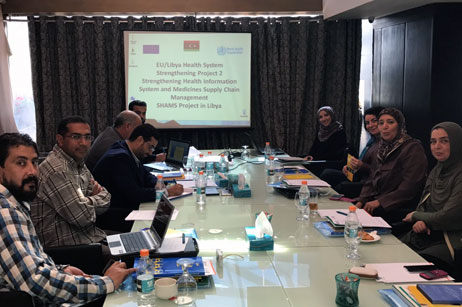 """Training workshop to enhance capacities of medical waste management in Libya 10 November 2017 –The EU-funded WHO project """"Strengthening Health Information System and Medical Supply Chain Management (SHAMS)"""" has engaged with the WHO Regional Centre for Environmental Health Action (CEHA), a centre of excellence for environmental health, in a training workshop to enhance the capacities of Libyan health workers in waste management. Read more"""