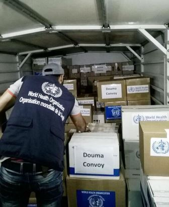 WHO reaches more people in need with lifesaving treatments in Duma