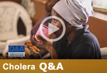 Cholera questions and answers