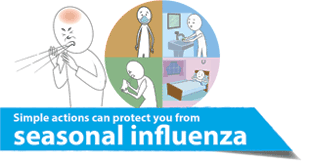 Protect yourself against seasonal influenza
