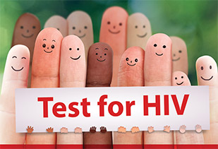 World AIDS 2017: Test for HIV